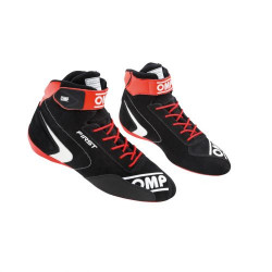 Chaussures OMP FIRST Black/Red