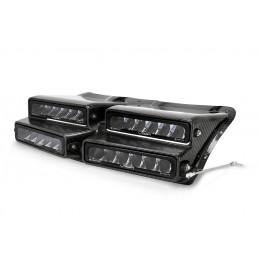 Rampe SKODA R5 Carbon 4 LED