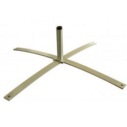 Embase croix 16,5 kg