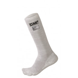 Chaussette OMP ONE White...