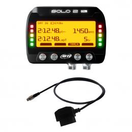 Chronomètre GPS AiM Solo 2 DL