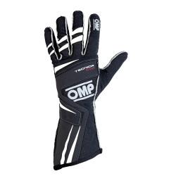 Gants OMP Tecnica EVO Black