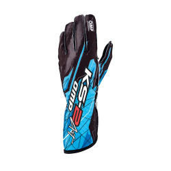 Gants OMP KS-2 Art Blue
