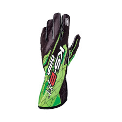 Gants OMP KS-2 Art Green