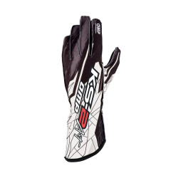 Gants OMP KS-2 Art White