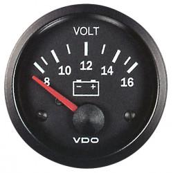 Jauge VDO de batterie